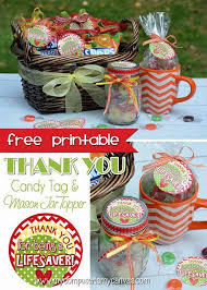 printable tags for gift baskets thank you candy tags free printable thank you gift guest post