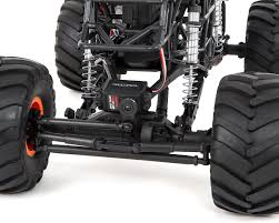 monster jam 1 24 scale trucks axial racing smt10 max d monster jam 1 10 4wd rtr monster truck