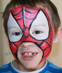 109 face paint heroes villains images face
