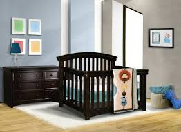 Shermag Tuscany Convertible Crib Shermag Baby Furniture Set