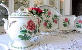 decor tips portmeirion botanic roses with portmeirion botanic