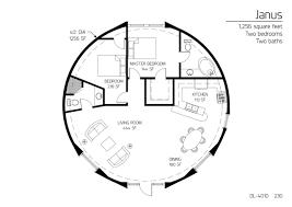 Monolithic Dome Homes Floor Plans Janus U201d Series Monolithic Dome Institute