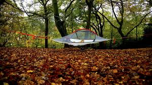 tentsile flite 2 person four season cing suspended tree tent ebay