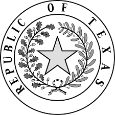 file seal of the republic of texas 1839 svg wikimedia commons