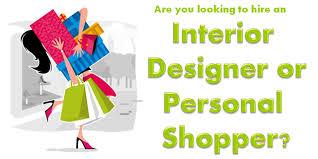 interior designers vs personal shoppers atlanta interior