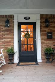 Interior Front Door Color Ideas Front Doors Fascinating Front Door Trim Design For Your Home