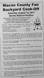 registration forms macon county fair