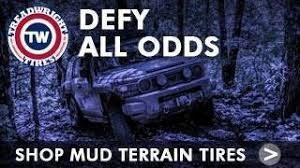 33 12 50 R20 All Terrain Best Customer Choice Treadwright Tires Affordable Retread Tire All Terrain Mud