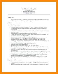 vet tech resume veterinary assistant resumes great veterinary tech salary images