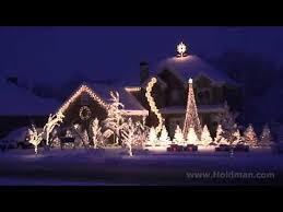 western mall christmas lights sioux falls awesome christmas lights video