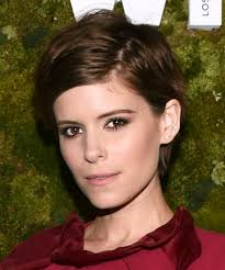 how to stye short off the face styles for haircuts kate mara s volumized pixie cut 19 gorgeous pixie cuts that will