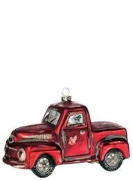Ornaments For Trucks One Of Our Favorites Shop This Truck Pillow On