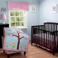 Owls Crib Bedding Baby Boom Owls In A Tree 3pc Crib Bedding Set Walmart