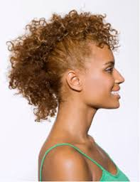 styles for mixed curly hair curly hair style faux hawk curly hair products blog and articles