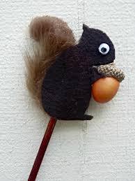 peek a boo squirrel puppet one artsy mama