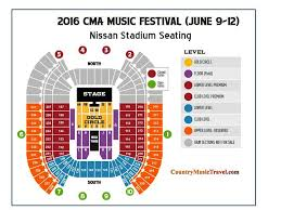 ryman seating map 2018 cma festival hotel ticket packages