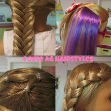 4 cute ag hairstyles 1 youtube