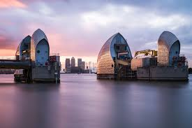 thames barrier failure mapped where 4 4bn is being spent on flood protection in england