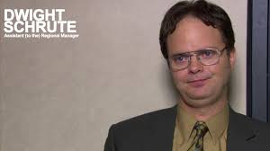 10 times we were all dwight schrute dwight schrute lessons