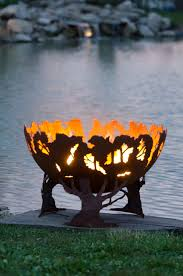 Firepit Bowls Forest Firebowl Pit The Pit Gallery The