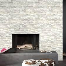 papier peint leroy merlin cuisine papier peint intissé brique marbre blanc leroy merlin