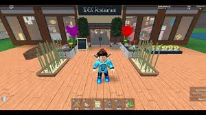 restaurant tycoon episode 9 roblox outside decoration youtube