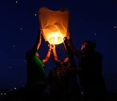 lantern kites pix how india celebrates makar sankranti pongal lohri and bihu