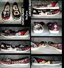 nightmare before shoes by blue moon reaper on deviantart