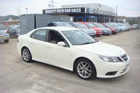 used saab 9 3 saloon for sale motors co uk