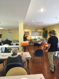 art program for adults in affordable accessible apartments art