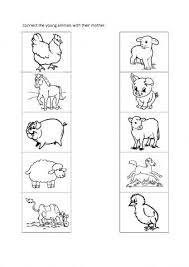 all worksheets farm animals worksheets printable worksheets