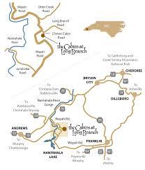 nantahala river map franklin nc rental cabins fly fishing nantahala river