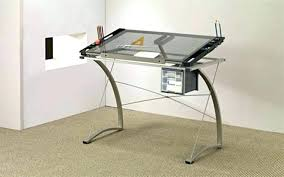 Light Drafting Table Vintage Drafting Table Architects Cantilever Drafting Table