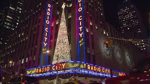 radio city music hall new york city usa hd stock video 510