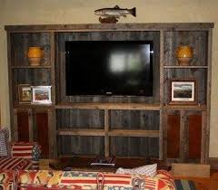 best 25 rustic entertainment centers ideas on rustic