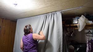 cheap diy curtain backdrop youtube