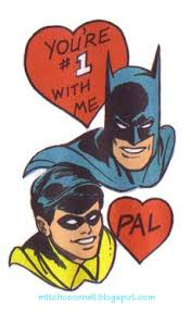 batman valentines card mitch o connell unintentionally hilarious vintage s day