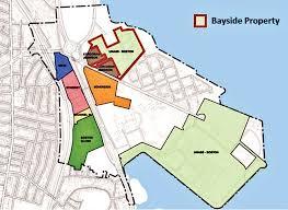 Umass Campus Map Umass Fielding Ideas To Develop 20 Acre Bayside Property The