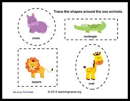z is for zoo animals letter z printables