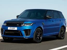 land rover lifted land rover range rover sport svr 2018 pictures information