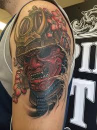 hannya mask samurai tattoo 116 best samurai images on pinterest japan tattoo japanese