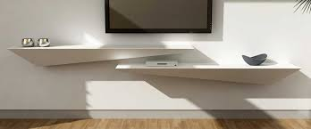 mensole sotto tv mensola cassetto regolo idea creativa della casa e dell interior