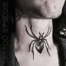 31 spider tattoo designs with meaning