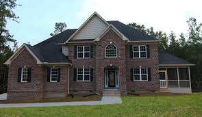 two story houses all brick two story home apex home builders stanton homes