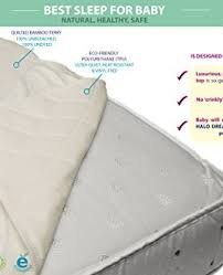 bamboo crib mattress pad waterproof cover u0026 toddler bed protector