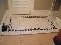 hexagon tile floor patterns tile floor designs and ideas
