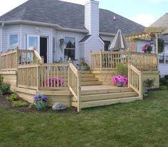 Deck Patio Design Pictures by 30 Outstanding Backyard Patio Deck Ideas To Bring A Relaxing
