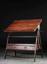 Drafting Table Woodworking Plans 84 Best Drafting Tbl Project Images On Pinterest Drafting Tables