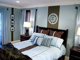 Teal And Brown Bedroom Decor Exellent Blue Master Bedroom Decor In The Life Throughout Inspiration