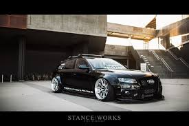 audi a4 modified rilber li audi a4 avant nose audi pinterest audi a4 cars